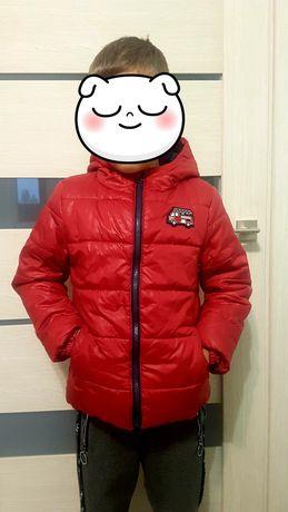 Куртка детская, демисезон. Весна/осень.
