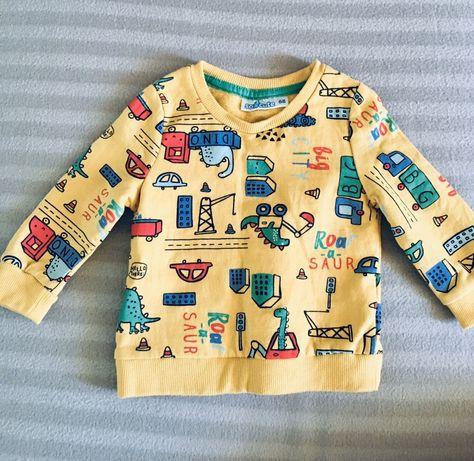 Nowa bluza rozm 68