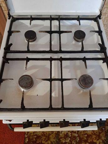 Газовая плита металлическая