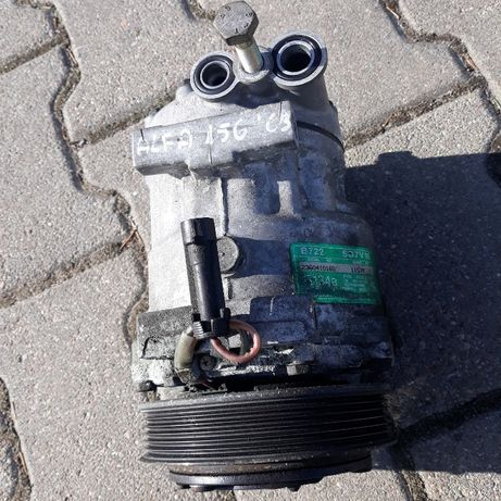 Sprężarka klimatyzacji, kompresor Alfa 156 Lublin !!