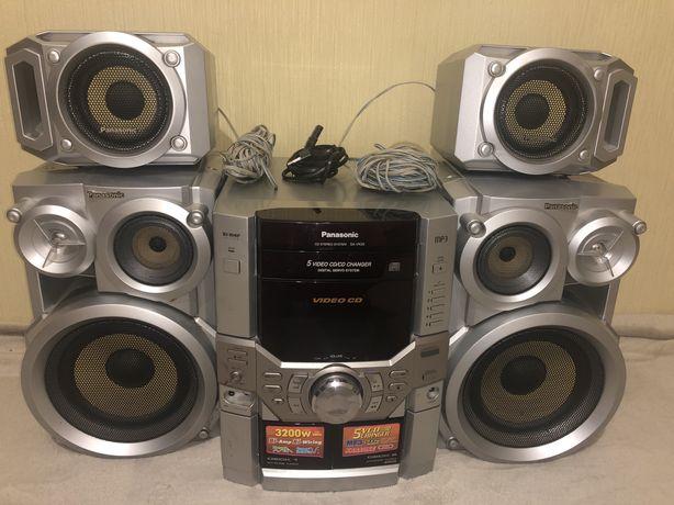 Продам музыкальный центр Panasonic