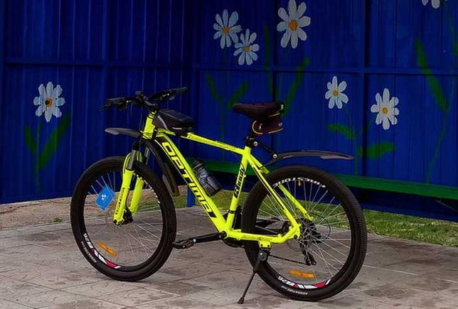 Велосипед Optima F1 HDD