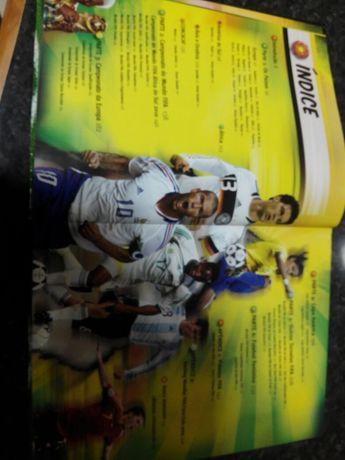 Livro Recordes do Futebol Mundial 2010