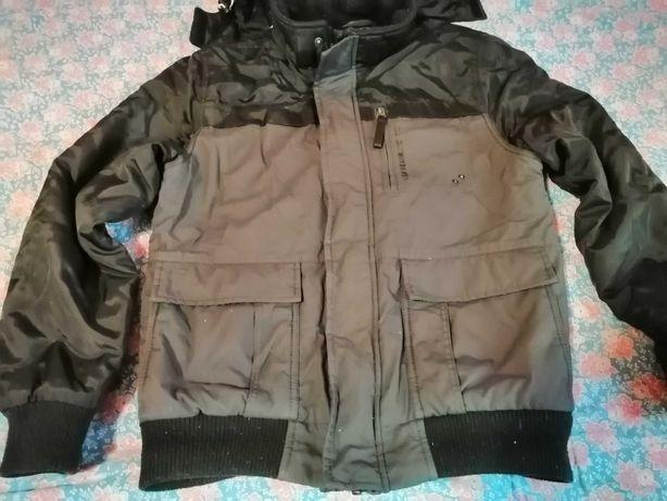 Куртка мужская, тёплая.