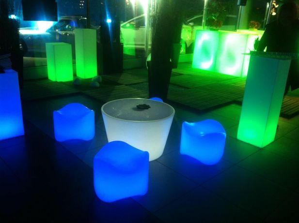 Cubo led wifi repeat