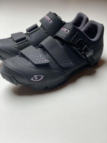 GIRO MANTA R buty rowerowe szosowe SPD zatrzaskowe MTB gravel