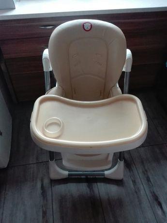 Krzesełko do karmienia LIONELLO