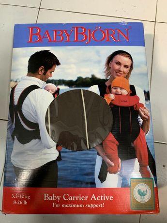 Vendo transportador de bebe peito