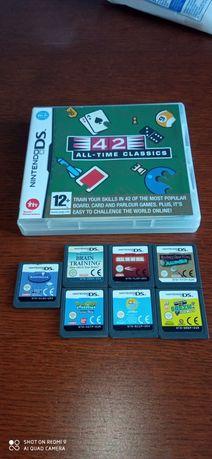 Sprzedam Gry Nintendo ds