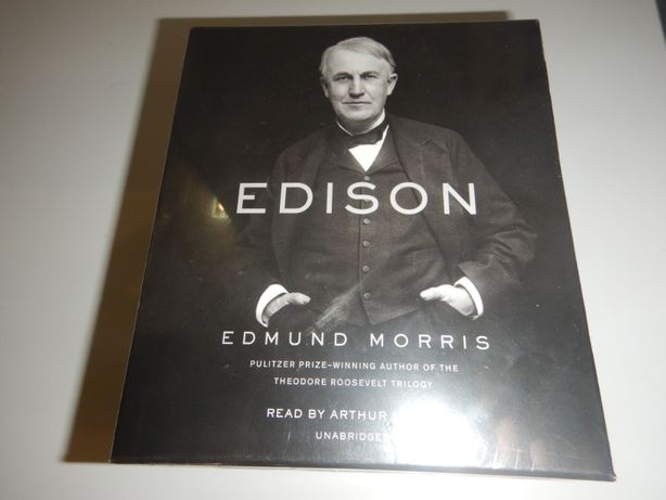 NOWY audiobook Edison wersja angielska