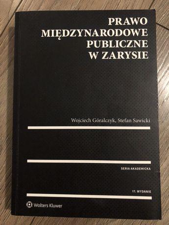 Prawo międzynarodowe publiczne w zarysie, Wojciech Góralczyk