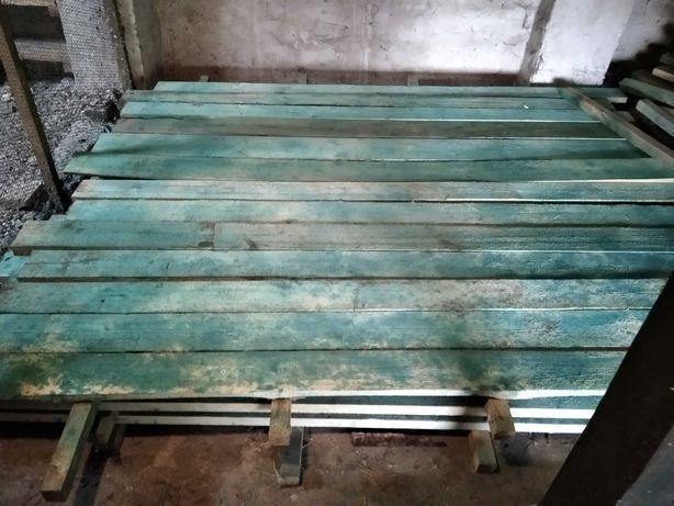 Bale drewniane..