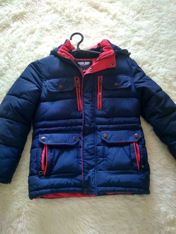 Куртка 7-8 років