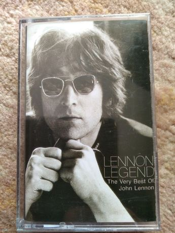The Very Best of John Lennon. Kaseta magnetofonowa