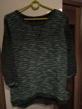 Zielony sweterek H&M