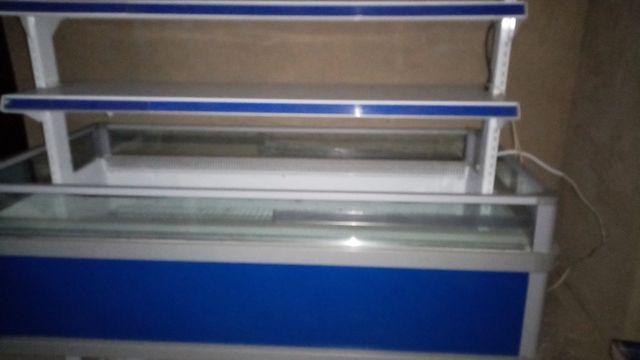 витрина холодильная. холодильник торговый б/у технохолод