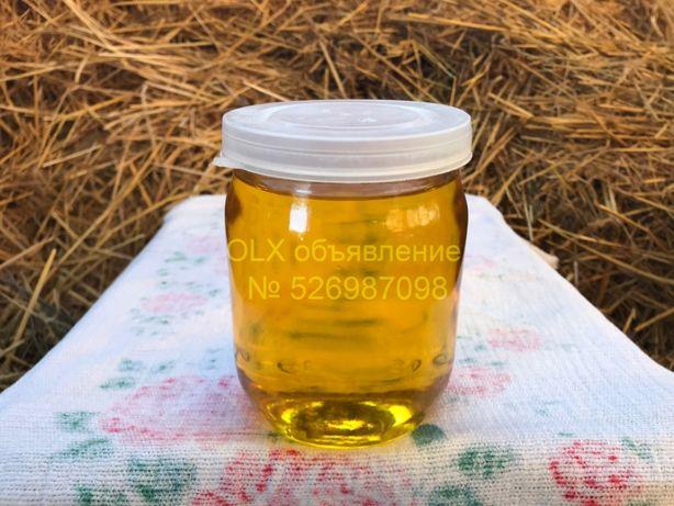 Домашнее подсолнечное масло, растительное постное масло