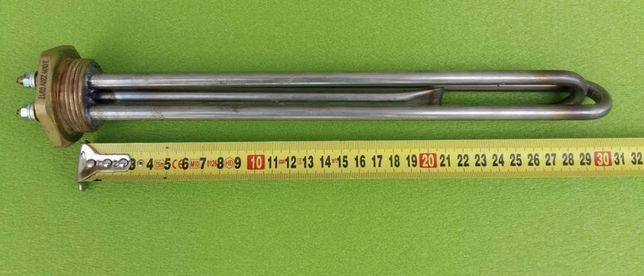 Тен нержавеющий 2кВт, 3кВт, 4,5кВт ,Дистиллятор,колонна.