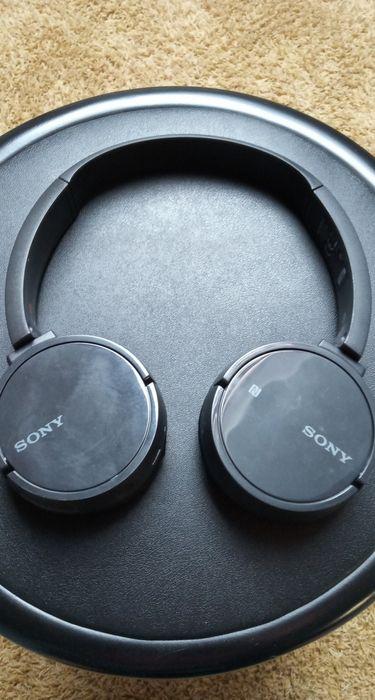 SPRZEDAM słuchawki bezprzewodowe Sony Matały - image 1