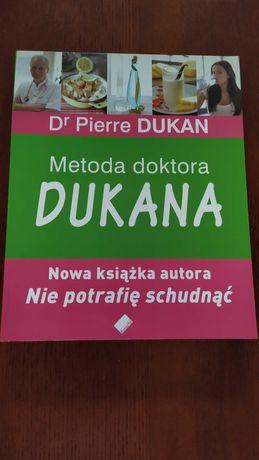 Książka dieta doktora Dukana