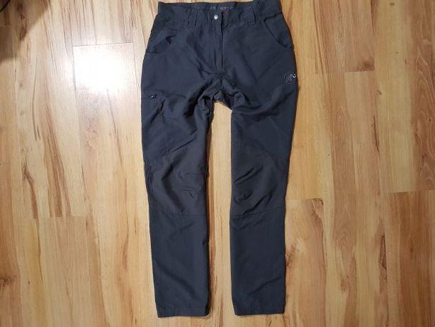Damskie spodnie trekkingowe/techniczne _ MAMMUT _ 38 _ NOWE