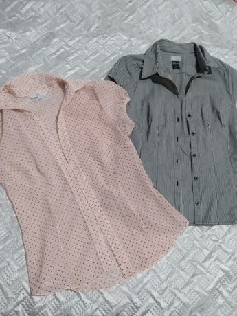 Отдам две женские блузки