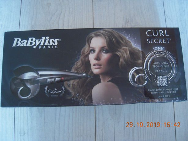 Automatyczna lokówka BaByliss Curl Secret C1100E