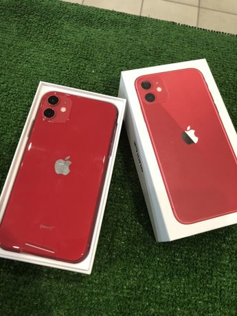 Магазин iphone 11 128 red neverlock Original Гарантия 6мес АКЦИЯ