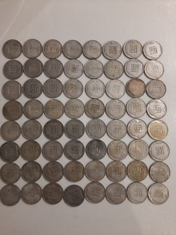 200zł mapka xxx lat PRL-srebro
