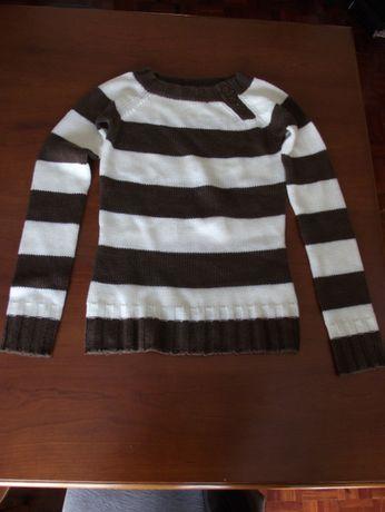 Camisola de senhora / menina da Bershka - em lã acrílica