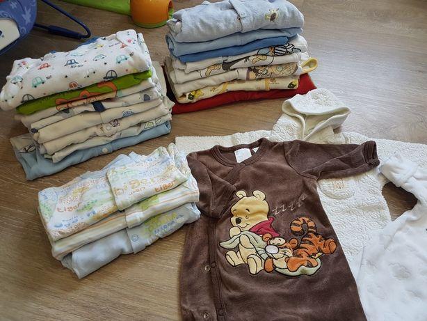 ubranka dla chłopca 56, 62, 68