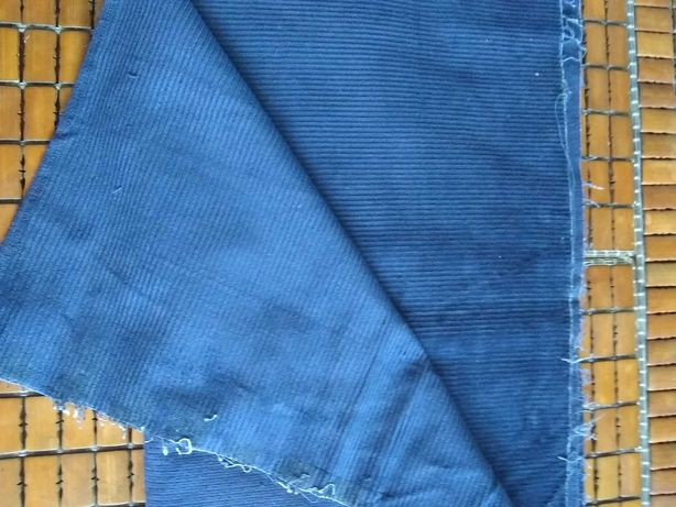 Sztruks, jeansowe i inne tekstylia