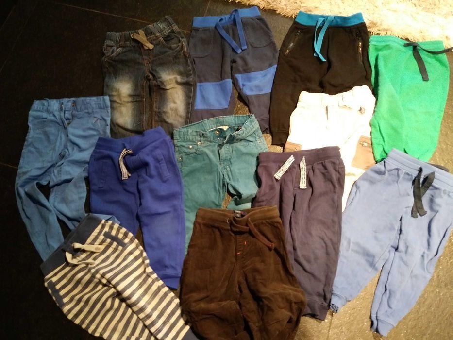 Spodnie dla chłopca roz 86, 92 i 98 cm Wałbrzych - image 1