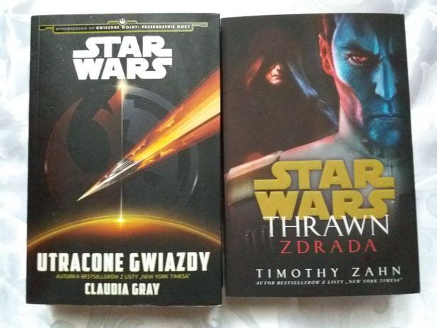 Star wars Utracone gwiazdy Thrawn Zdrada Nowe