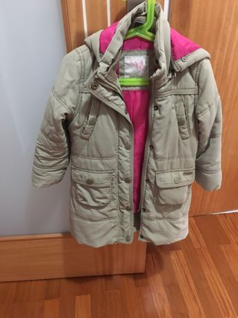 Casaco Zara menina 3/4 anos