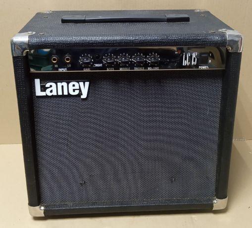 Гитарный ламповый комбоусилитель Laney LC15