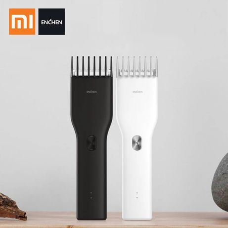 Машинка для стрижки Xiaomi ENCHEN Boost, беспроводная, триммер