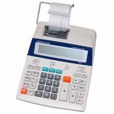 Печатающий калькулятор Citizen CX-121II