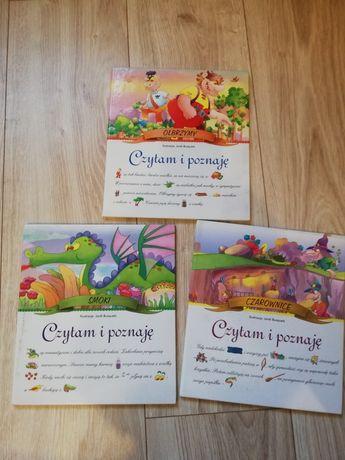 Książki dla dzieci komplet.