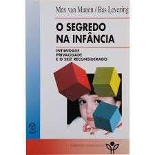 "Livro, novo, ""O Segredo na Infância"""