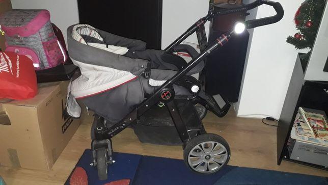 Wózek dziecięcy Hartan