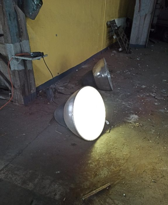 Lampy przemysłowe przeciwwybuchowe sodowe loft duża ilość Pruszków - image 1