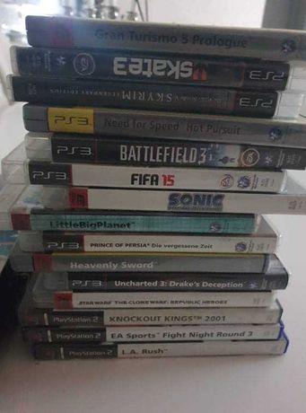 PS3 duzo gier oryginalny pad