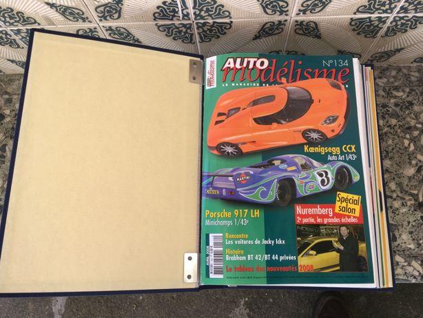 Revistas AUTOmodélisme, modelismo