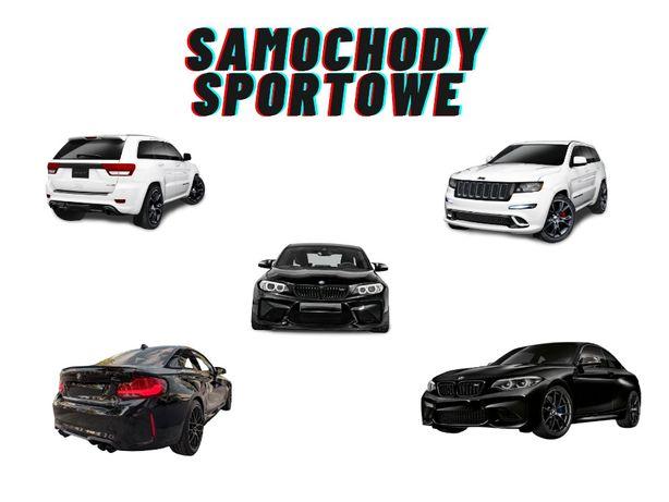 Wypożyczalnia samochodów sportowych/ wynajem/osobowe/ekskluzywne auta