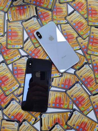 Apple Iphone X 64/256gb Neverlock (обмін, кредит)