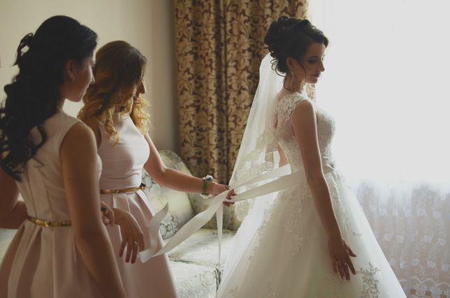 Весільне плаття з салону White Angel