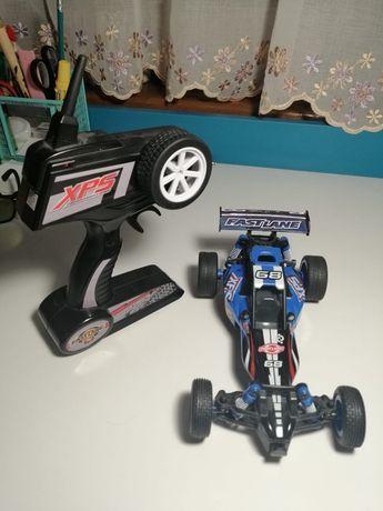 Samochód wyścigowy. fast line. Sterowany