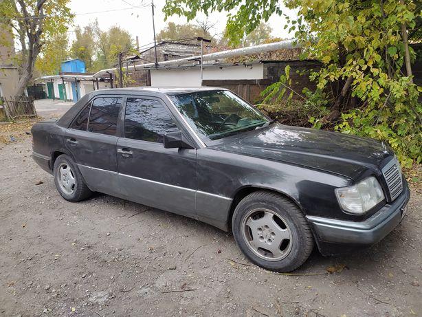 Продам Mercedes W-124 E2.8