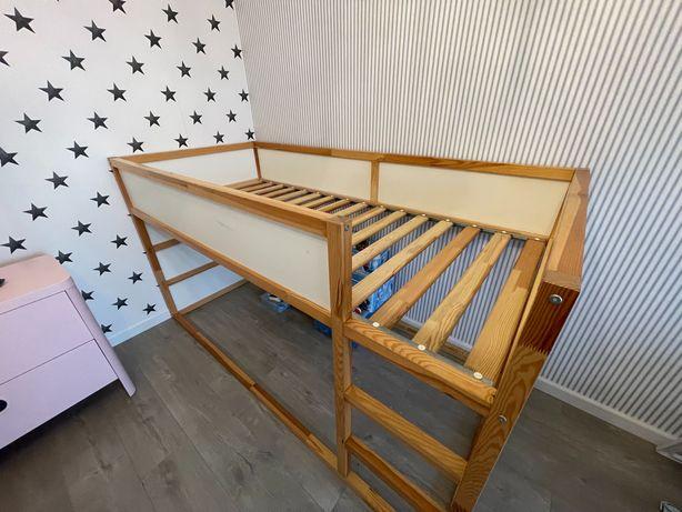 Кровать детская двухэтажная Ikea Kura